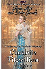 Lords, Love, and Stolen Jewels: Clean Historical Regency Romance (A Lady Angelica Landerbelt Mystery Book 1) Kindle Edition