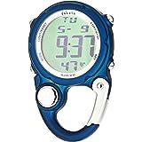 Dakota Watch Company Digital Clip Mini Watch with Water Resistance
