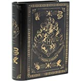Paladone PP4255HPV2 Harry Potter Savings Piggy Bank for Kids   Inspired by Hogwarts   Magical Secret Book Design   Keep Your