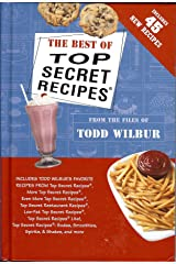 The Best of Top Secret Recipes Hardcover