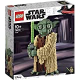 LEGO Star Wars: Attack of The Clones Yoda 75255 Building Kit, New 2019