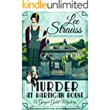 Murder at Hartigan House: a 1920s cozy historical mystery (A Ginger Gold Mystery Book 2)