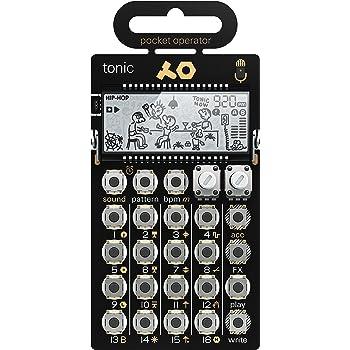 Teenage Engineering ポケットオペレーター PO-32 tonic 無限に創造する、本格的なドラム・マシン【正規輸入品】ポケットサイズの本格シンセサイザー