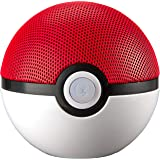 Pokemon PI-B67PK.FMV6 Pokeball Bluetooth Speaker Red White