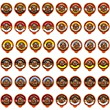 Crazy Cups Flavored Coffee and Chocolate Flavored Coffee Single Serve Cups Variety Pack Sampler for The Keurig K Cup Brewer 4