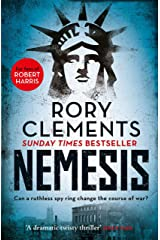 Nemesis: An unputdownable wartime spy thriller Kindle Edition