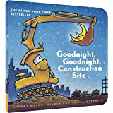 Goodnight, Goodnight Construction Site (Board Book for Toddlers, Children's Board Book) (Goodnight, Goodnight, Construction S