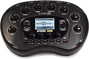 Line 6 POD HD Guitar Desktop Multi-Effects 並行輸入