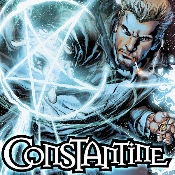 Constantine (2013-2015) (Collections) (4 Book Series)