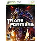 Transformers: Revenge of the Fallen / Game