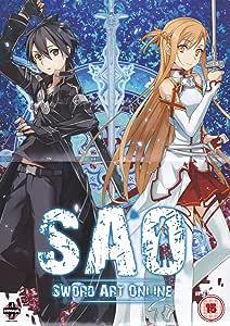 Sword Art Online Part 1 [DVD] [Import]