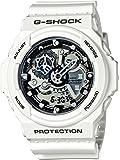 [カシオ] 腕時計 ジーショック GA-300-7AJF ホワイト