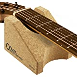 Guitar Neck Rest, Guitar Cube Neck Cradle, Professional Luthier repair Cleaning Care and Changing Tool, String Instrument Nec