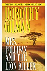 Mrs Pollifax and the Lion Killer: 12 Mass Market Paperback
