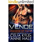 Vende (Scifi Alien Dragon Romance) (Dragons of Preor Book 11)