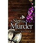 A SIGN FOR MURDER a gripping murder mystery full of twists (Private Detective Book 2)