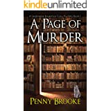 A Page of Murder (A Seabreeze Bookshop Cozy Mystery Book 1)