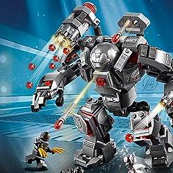 LEGO(レゴ)の人気壁紙画像 スーパー・ヒーローズ ウォーマシン・バスター