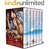 Christmas With Her Cowboy: A Holiday Romance Set