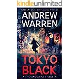 Tokyo Black (The Thomas Caine Series Book 1)