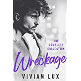 WRECKAGE: The Complete Rockstar Romance Series
