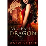 Manhattan Dragon (The Treasure of Paragon Book 3)