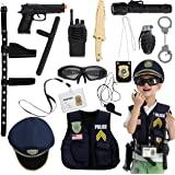 JOYIN Police Pretend Play Toys Set
