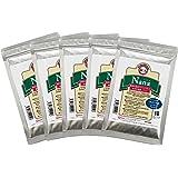 総合栄養食 ナナ(Nana) レギュラー お試しサイズ100g×5袋セット(代謝エネルギー320kcal / 100g)一般の成犬用 ラム&ライス 原料に小麦は使用していません 糞臭軽減 (ドッグフード)