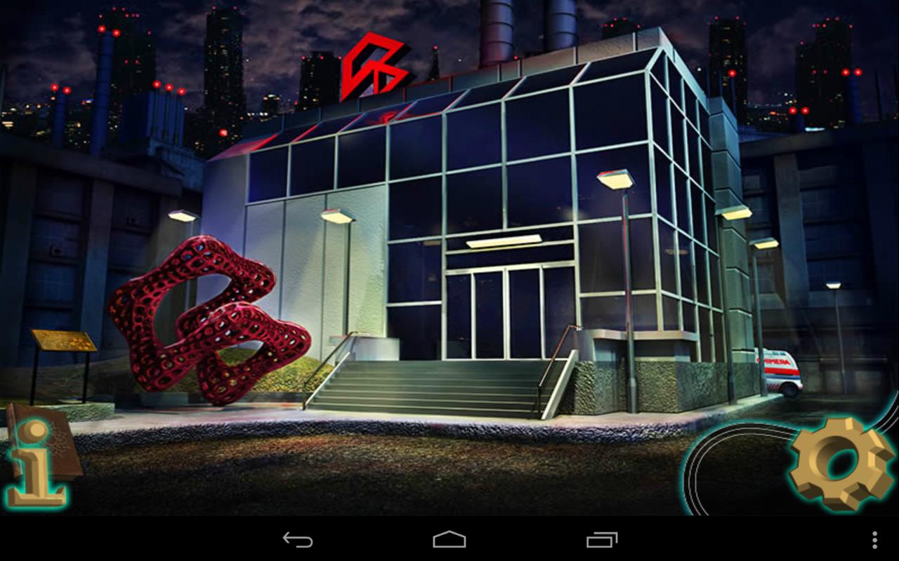 『The Secret of Chimera Labs』の3枚目の画像
