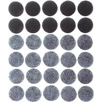 アーランド バスポンプ用 備長炭 ゴミ取りフィルター 20回分 (スポンジフィルター10枚+交換用フィルター20枚) G…