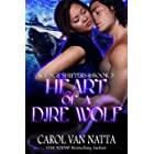 Heart of a Dire Wolf, A Steamy Paranormal Romance with Prehistoric Shifters, Evil Wizards, and a Mysterious Town: Ice Age Shi
