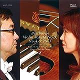 ベートーヴェン:ヴァイオリン・ソナタ 第3番、第4番、第5番「春」