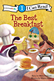 The Best Breakfast: Level 1 (I Can Read! / Desert Critters Series) (English Edition)
