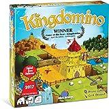Blue Orange Games 3600 Kingdomino Tile Game, Pack of 1, Multi-Colored, Multiple