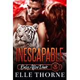 Inescapable: Only After Dark (Shifters Forever Worlds Book 20)