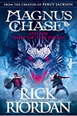 Magnus Chase and the Ship of the Dead (Book 3) (Magnus Chase 3) Kindle Edition