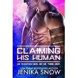 Claiming His Human (Rogues)