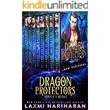 Dragon Protectors Boxed Set: Dragon Shifter Vampire Fated Mates Romance (Paranormal Romance Series Boxsets)