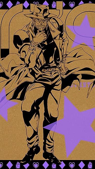 ジョジョの奇妙な冒険  iPhone/Androidスマホ壁紙(640×1136)-1 - ジョセフ・ジョースター