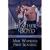 Miss Watson's First Scandal (Miss Mayhem Book 1)