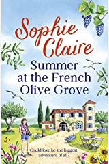 Summer at the French Olive Grove: The perfect romantic summer escape Kindle Edition
