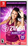 Zumba Burn It Up! (輸入版:北米) – Switch