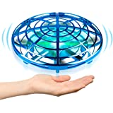 Hand Operated Drones for Kids or Adult - Interactive Infrared Induction Indoor Helicopter Ball with 360° Rotating and Shinnin
