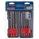 Bosch HCK001 7-Piece SDS-plus Rotary Hammer Drill Bit Set