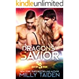 Dragons' Savior: Paranormal Fantasy Dragon Romance (Daeria World) (Nightflame Dragons Book 2)