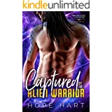 Captured by the Alien Warrior: A Sci Fi Alien Romance (Warriors of Agron Book 6)