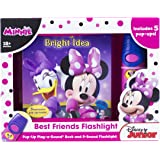 Disney Minnie Mouse - Board Book and Flashlight Set