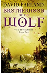 Brotherhood Of The Wolf: Book 2 of the Runelords Kindle Edition