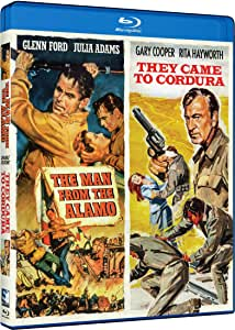 The Man From the Alamo / They Came to Cordura [Blu-ray]