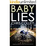 BABY LIES a gripping detective mystery full of twists and turns (Detective Mariner Mystery Book 4)
